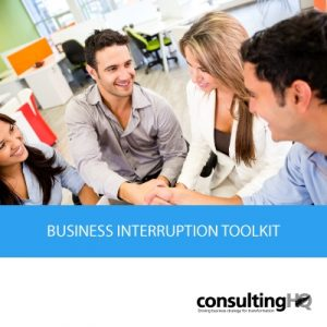 Business Interruption Coaching