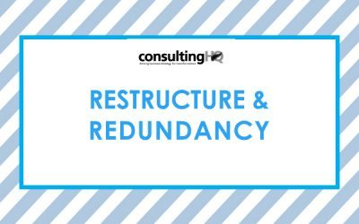 The Difference Between Redundancy & Restructuring