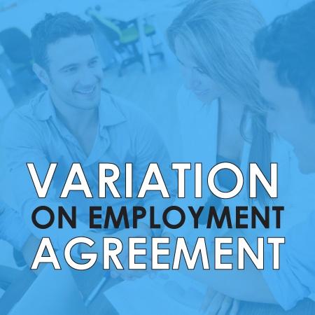 VARIATION-ON-EMPLOYMENT-AGREEMENT
