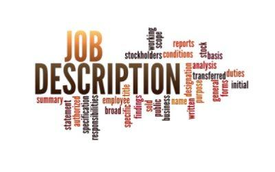 Position Descriptions and Employee Induction